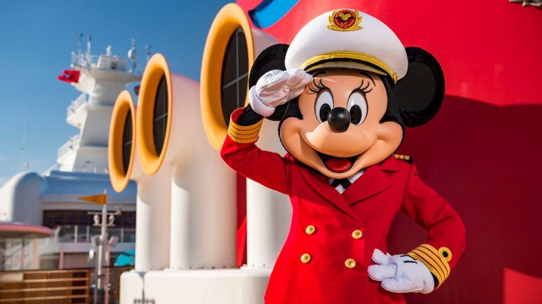 Captain Minnie Mouse Set to Inspire the Next Generation of Female Ship Captains