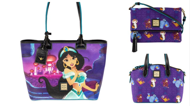 New Surprise Aladdin Dooney and Bourke Released