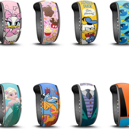 New Customizable Magic Bands Are Now Available with Your Disney Package
