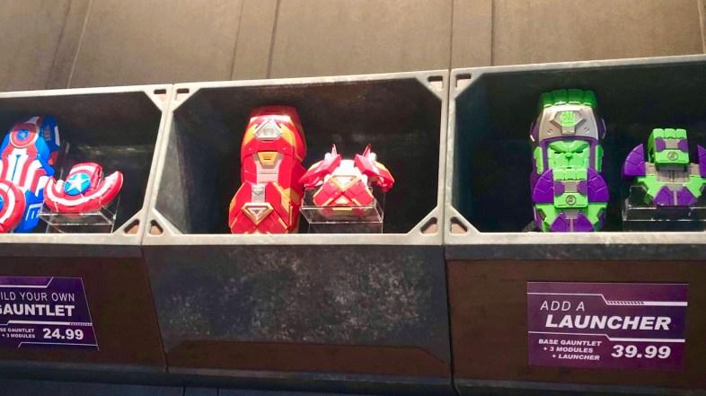 Build Your Own Gauntlet Now Open at Disney's California Adventure
