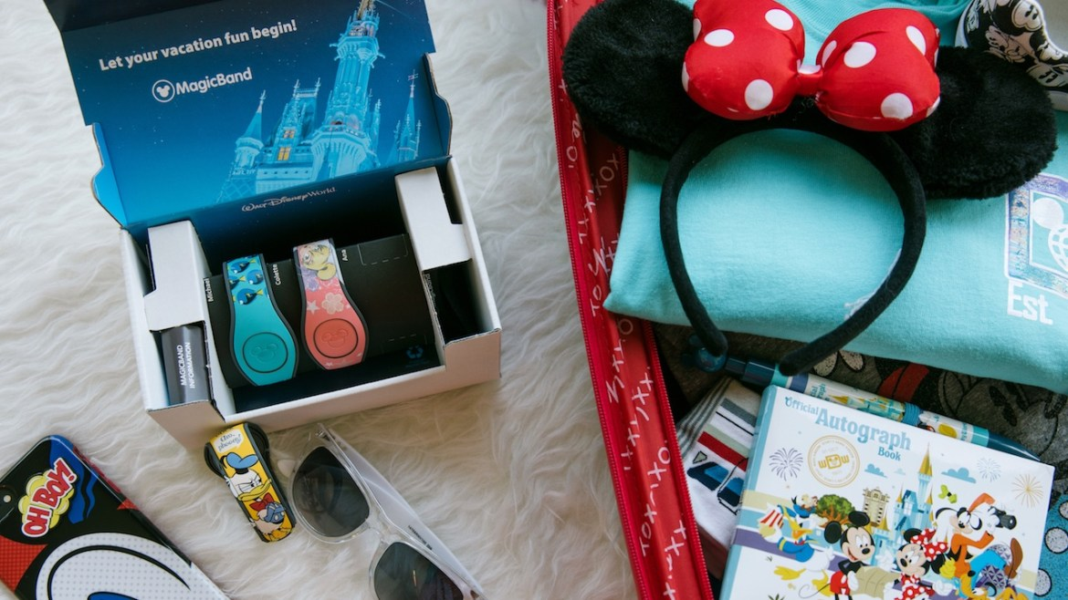 New Magic Band Options Coming Soon for Walt Disney World Resort