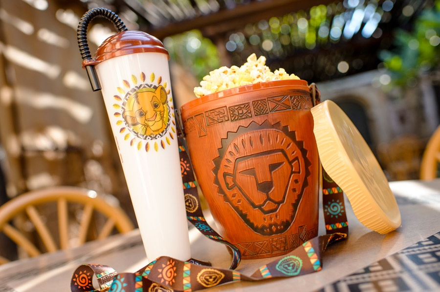 New Lion King Food Offerings Come to Animal Kingdom