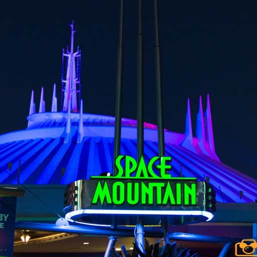 7 Things You Might Not Know About Space Mountain