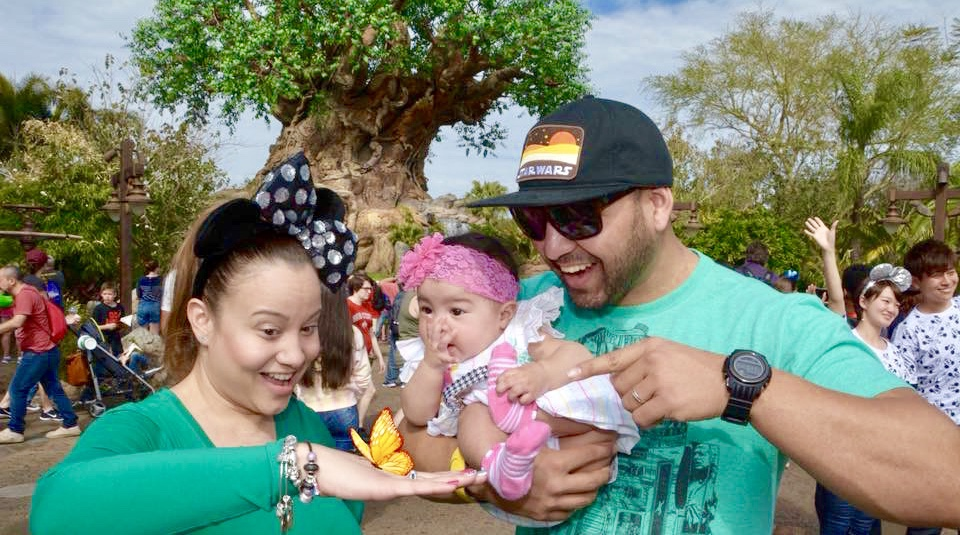 10 Tips for Traveling to Disney with a Baby