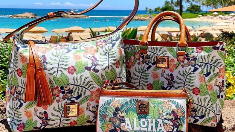 New Disney Dooney and Bourke Coming to Aulani Resort