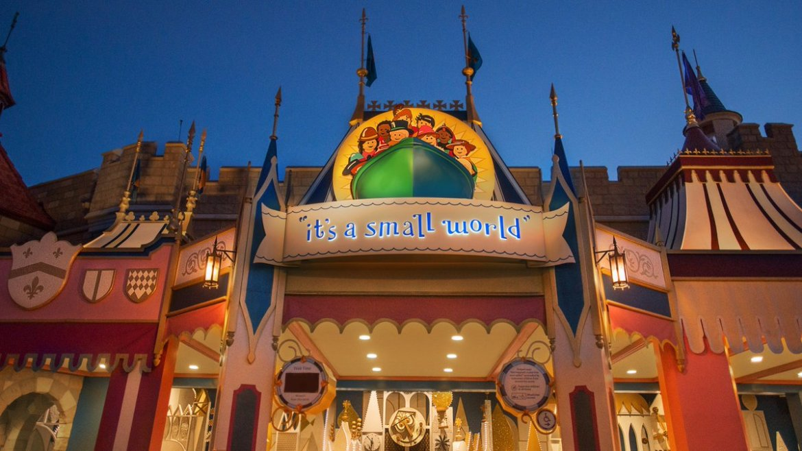 5 Reasons Why I Never Skip 'It's a Small World'