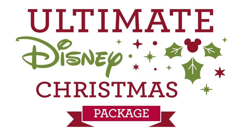 Unwrap the Magic of the Ultimate Disney Christmas Package at Walt Disney World Resort!