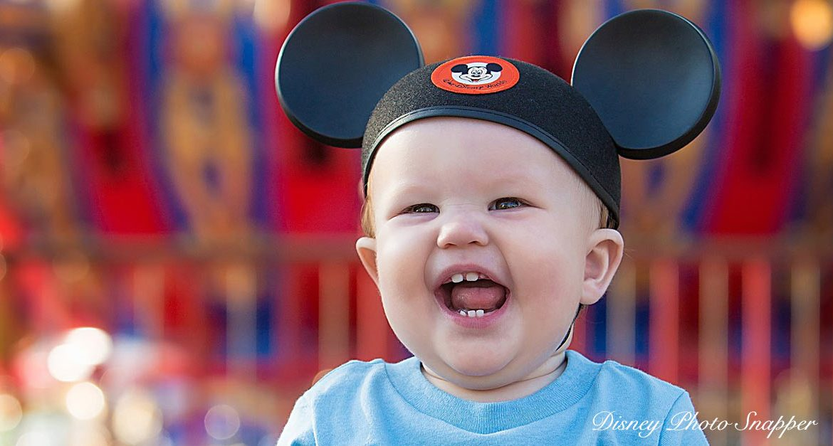 Tips on How to do Disney with Toddlers