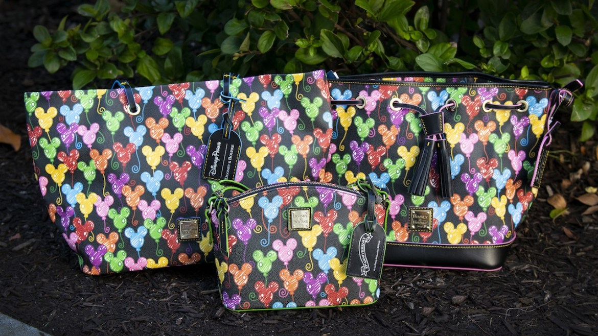 Celebrate Ten Years of Dooney & Bourke with New Balloons Collection from the Vault
