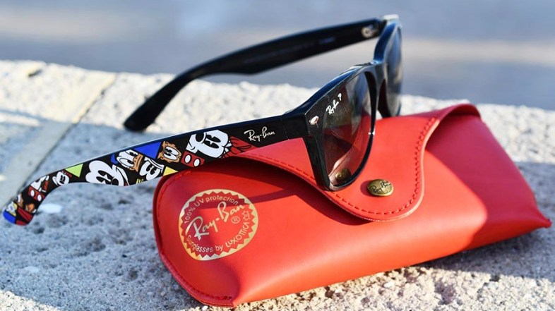 New Mickey and Friends Ray-Bans Launching at Disney Parks