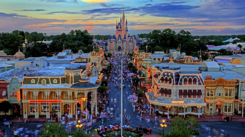 Why You Should Travel to Walt Disney World in November