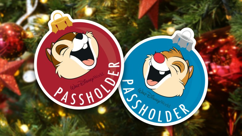 Sneak Peek: Annual Passholders Chip 'n' Dale Magnet Set at Epcot International Festival of the Holidays
