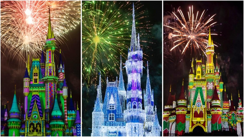 Details on the New 'Minnie's Wonderful Christmastime Fireworks' for Magic Kingdom Park