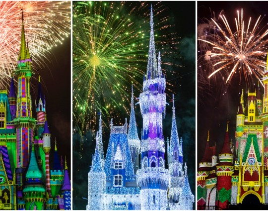 Details on the New 'Minnie's Wonderful Christmastime Fireworks' for Magic Kingdom Park