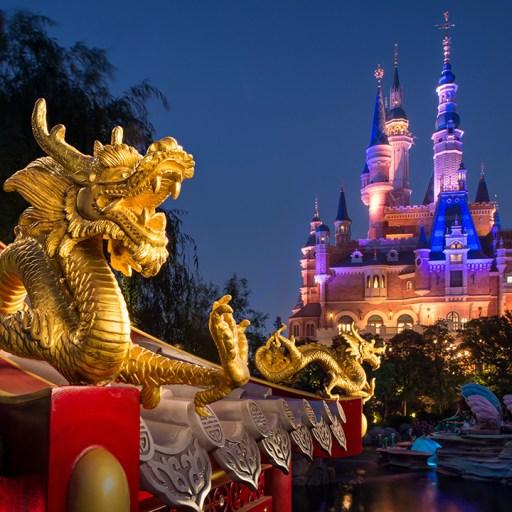 Temporary Closure of Shanghai Disneyland because of Coronavirus Outbreak