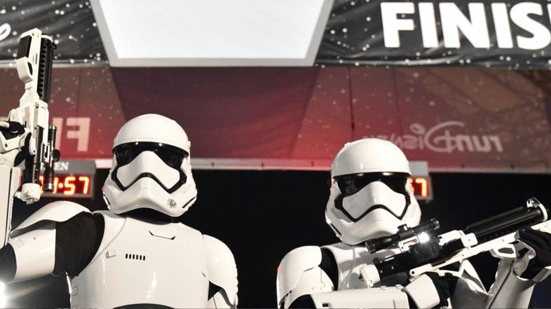BREAKING: RunDisney Cancels Star Wars Races at Walt Disney World Mid April