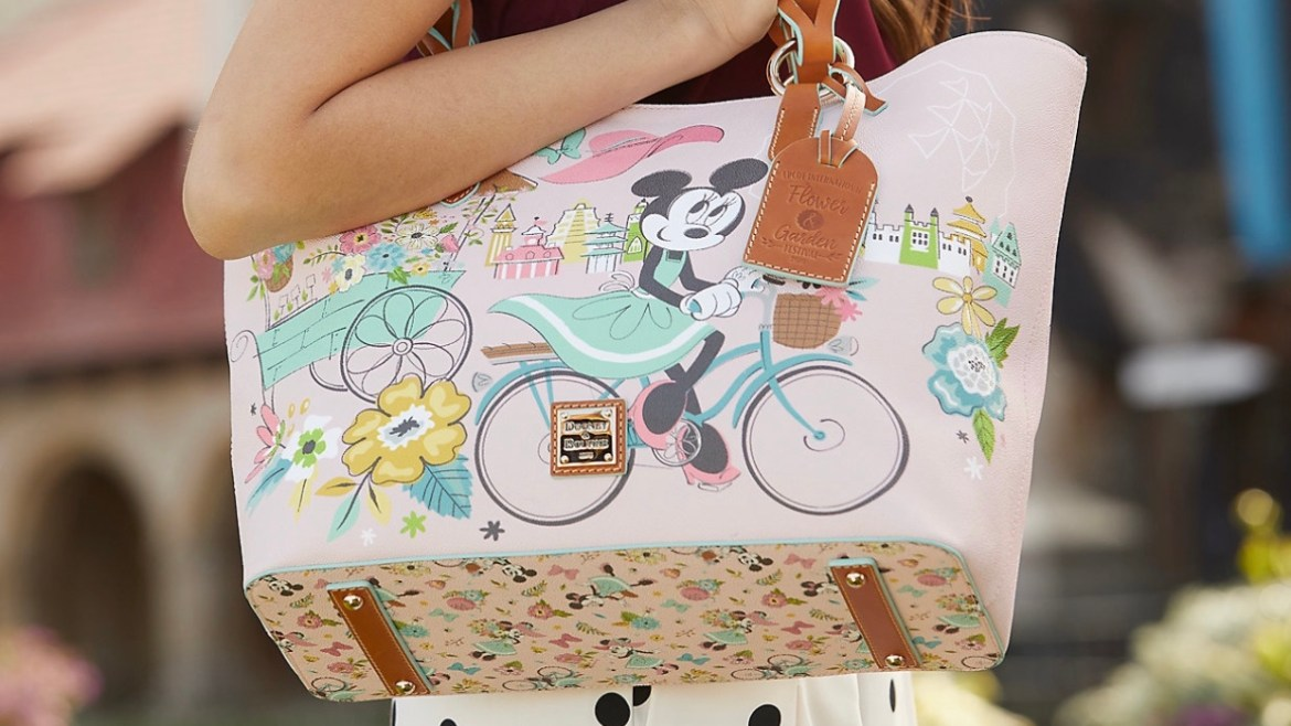 2020 Flower & Garden Dooney & Bourke Now Available In Park and on ShopDisney
