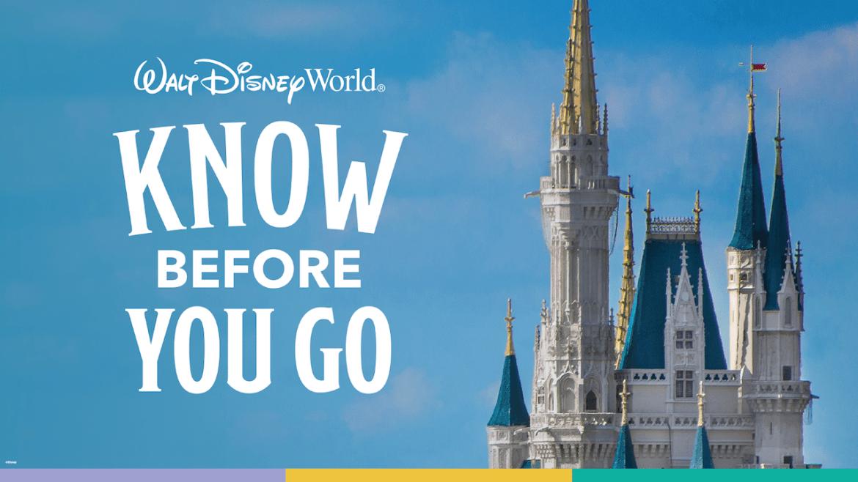 BREAKING: New Walt Disney World Park Pass System Revealed