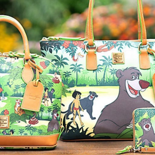 New Bare Necessities Dooney and Bourke comes to life