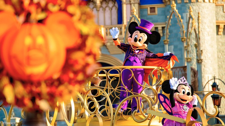 Halloween Season Starts Tomorrow at Magic Kingdom