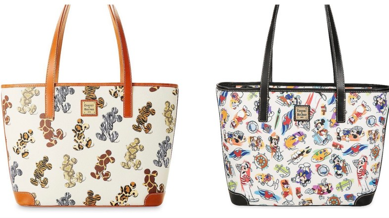 Two Beautiful New Disney Dooney Collections Release Online Today