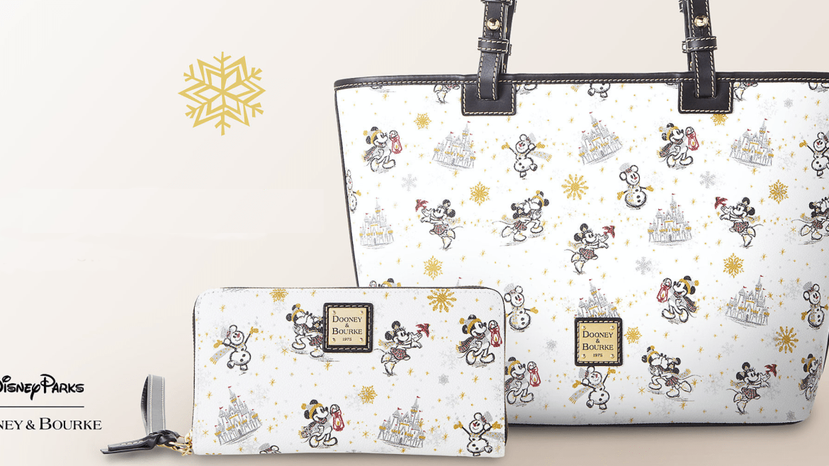 Sparkling Holiday Disney Dooney and Bourke Releases Today