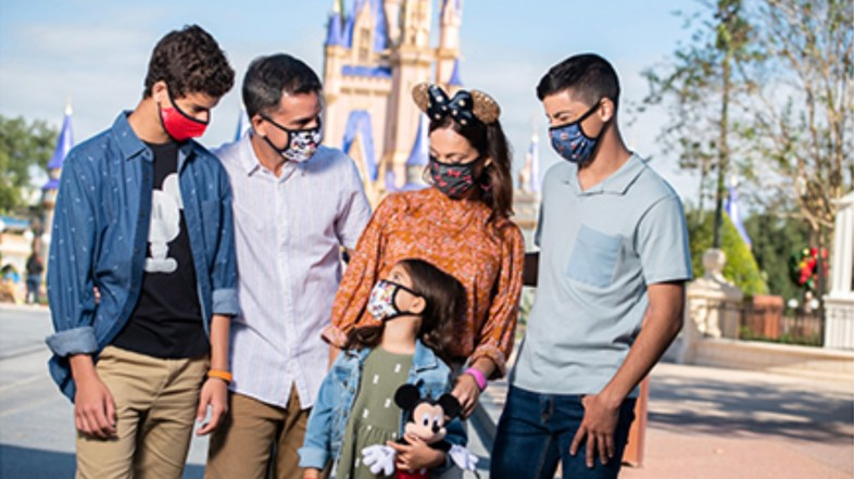 Visiting Disney During a Pandemic