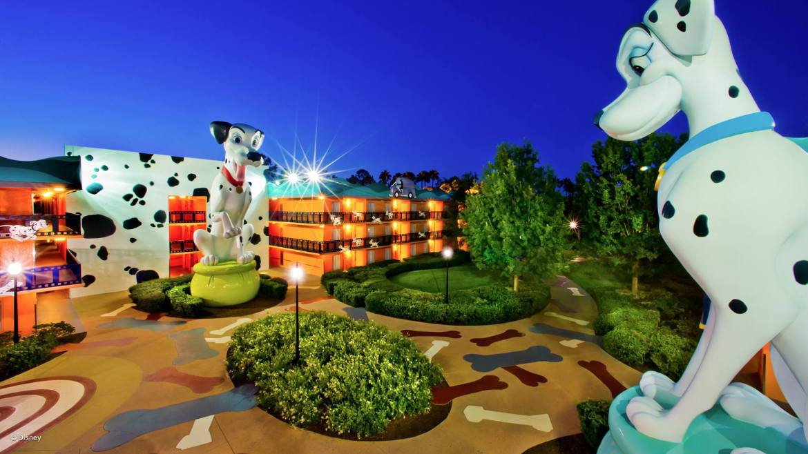 Why still stay at WDW resorts with so many perks gone?