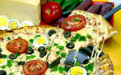The Push for Healthier Eating at Papa John's