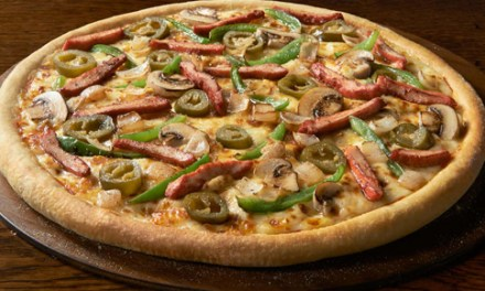 Tandoori Hot Pizza from Domino's