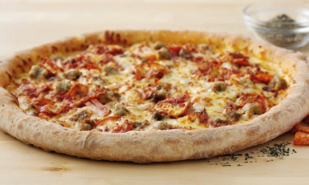 All The Meats Pizza from Papa John's