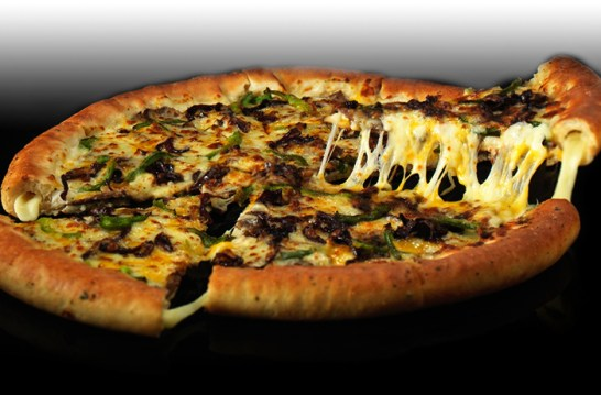 Philly Cheese Steak Pizza Pizza Hut Philly Cheese Steak Pizza Review