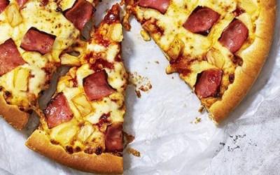 Hawaiian Pizza from Pizza Hut