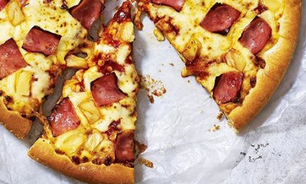 Hawaiian Pizza from Pizza Hut