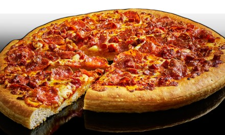 Epic Pepperoni Pizza from Pizza Hut