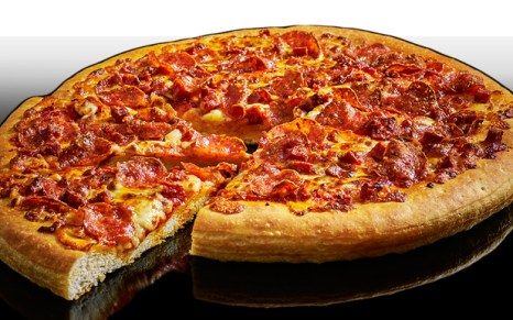Epic Pepperoni Pizza from Pizza Hut Review