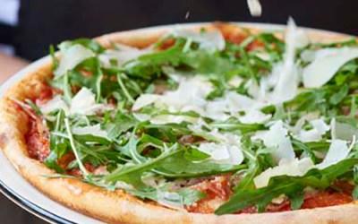 Quattro Carni Pizza from Pizza Express