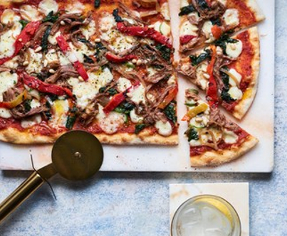 Slow Cooked Lamb Pizza Review, Slow Cooked Lamb Pizza Ask Italian