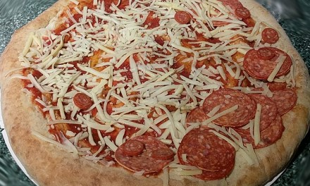 Pepperoni Delight Pizza from Sainsbury's