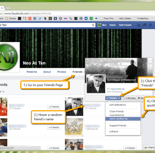 """How to get a REAL """"Most Recent"""" feed in Facebook"""