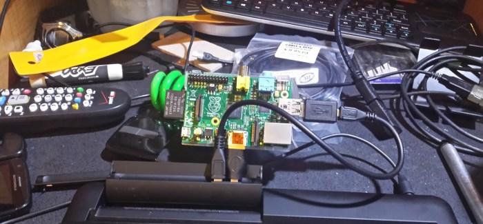 Raspberry Pi Laptop (with mods)