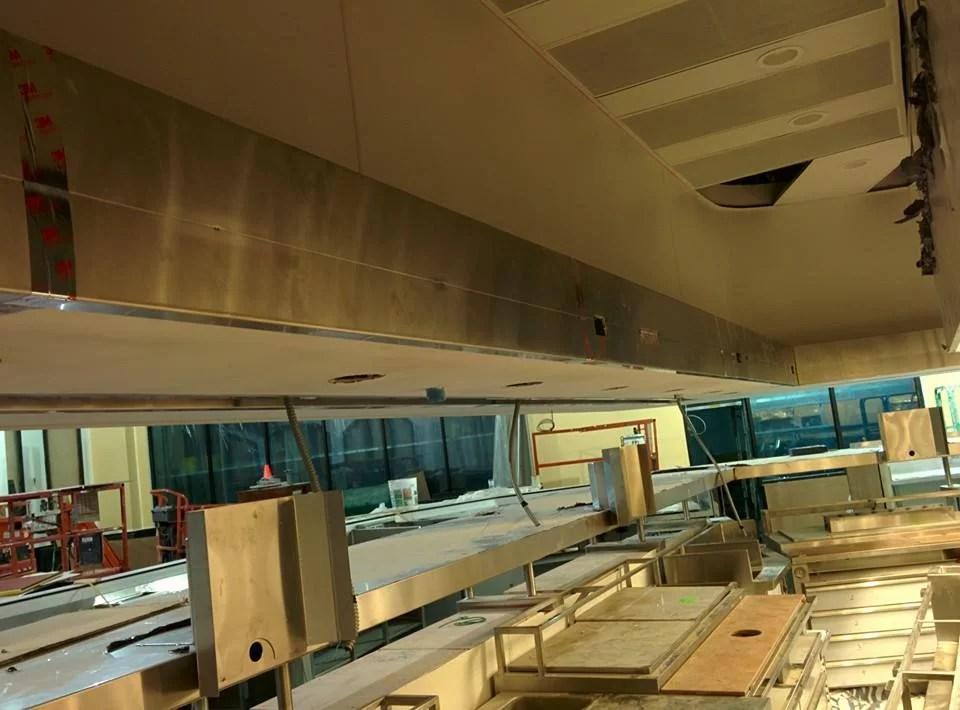 mercial kitchen installation cheesecake factory 1883