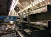 Commercial Kitchen Installation Cheesecake Factory