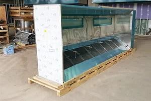 commercial kitchen hood installation door exhaust the pki group