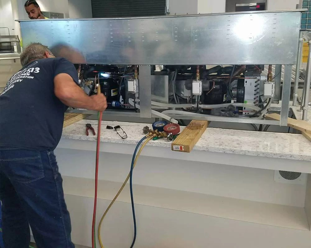 hight resolution of commercial refrigeration repair pompano beach florida