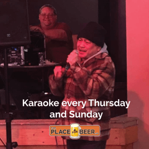 the_place_for_beer-karaoke