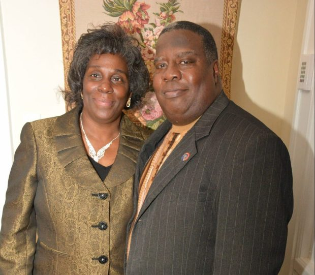 Bishop Shirley Gaines