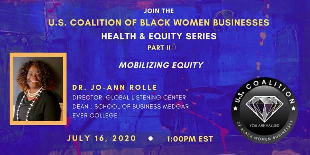 Mobilizing Equity, A Gem of an Idea
