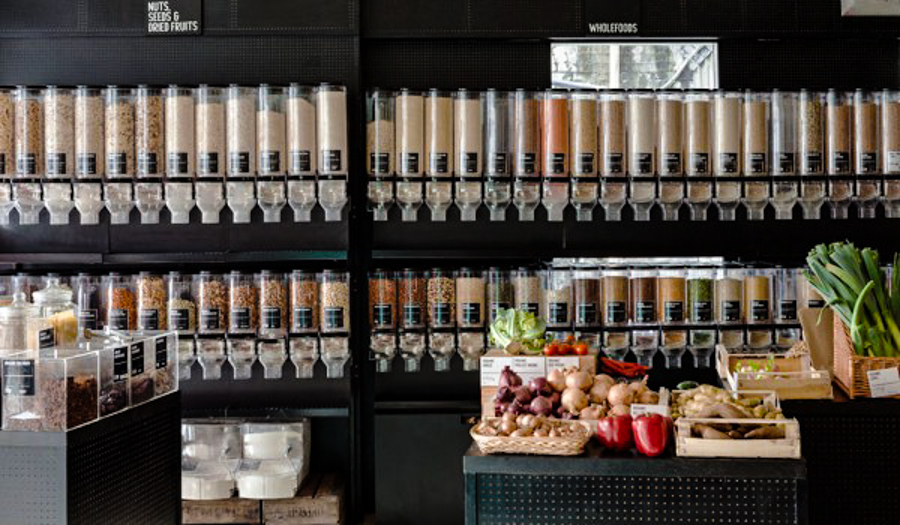 Image result for no packaging stores