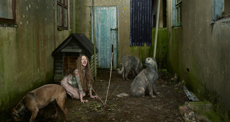 Photos tell the disturbing yet intriguing stories of feral
